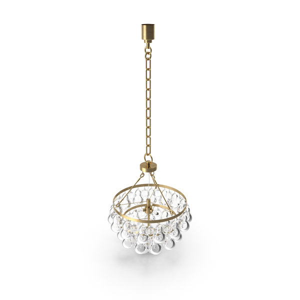 Suspension Robert Abbey Bling-Bronz PNG & PSD Images