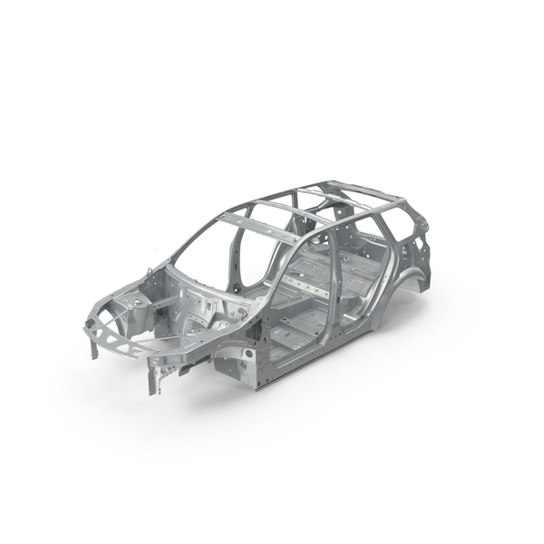 SUV Frame with Chassis Object