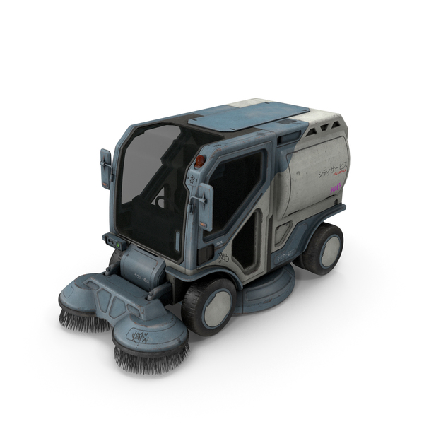 Sweeping Car PNG & PSD Images