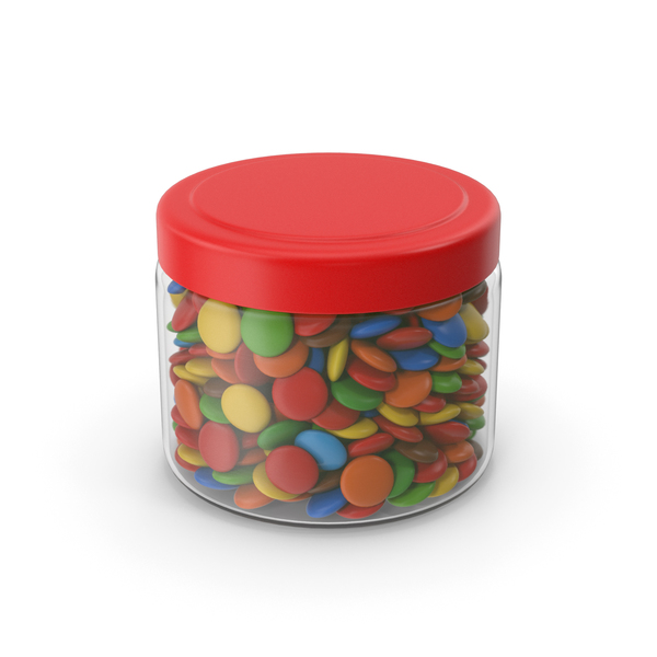 Candy: Sweets Jar PNG & PSD Images