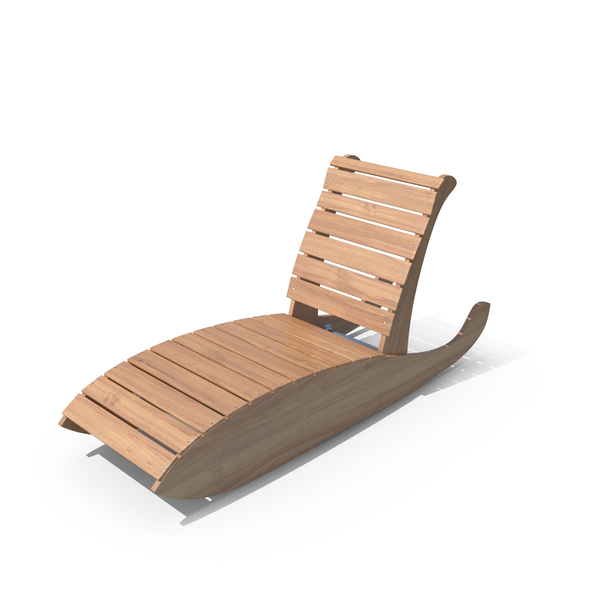Swimming Pool Lounge Chair PNG & PSD Images