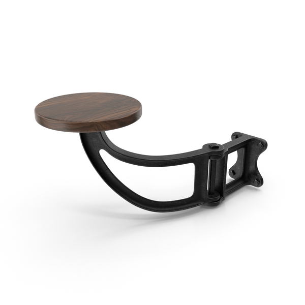 Stool: Swing-Out Seat PNG & PSD Images