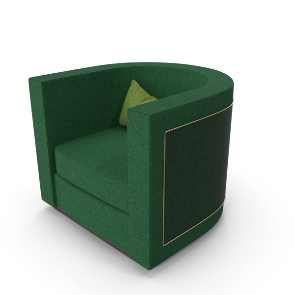 Swivel Armchair PNG & PSD Images