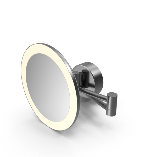 Swivel Bathroom Vanity Mirror PNG & PSD Images