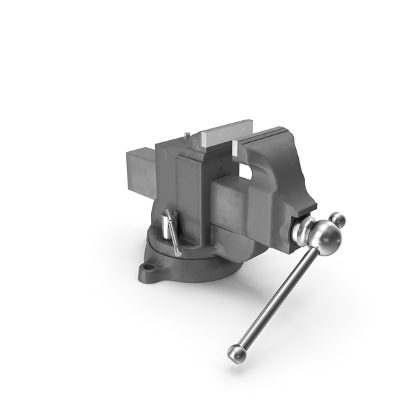 Swivel Bench Vise PNG & PSD Images