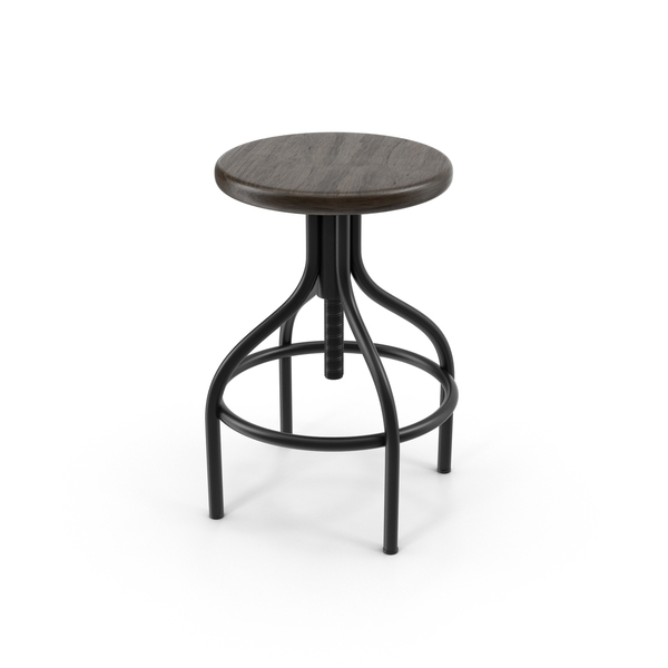 Swivel Stool PNG & PSD Images