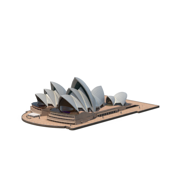 Sydney Opera House PNG & PSD Images