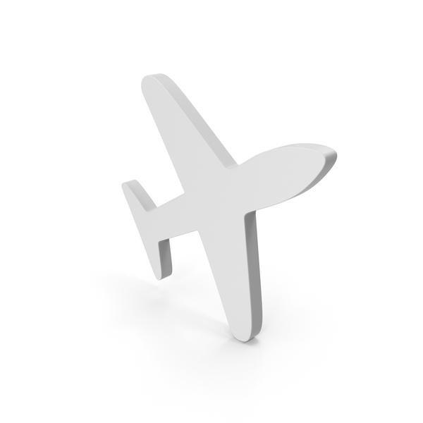 Symbol Air Plane PNG & PSD Images
