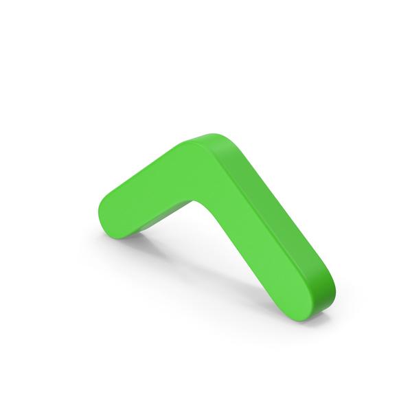 Symbol Arrow Green PNG & PSD Images