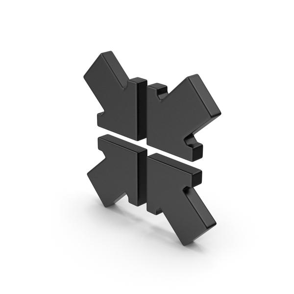 Symbols: Symbol Black Arrow Button PNG & PSD Images