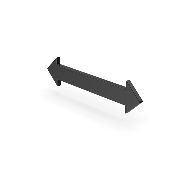 Computer Icon: Symbol Black Arrow Left Right PNG & PSD Images