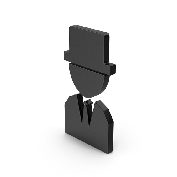 Computer Icon: Symbol Black Human PNG & PSD Images