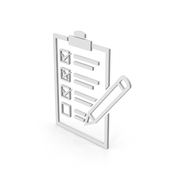Industrial Equipment: Symbol Checklist PNG & PSD Images