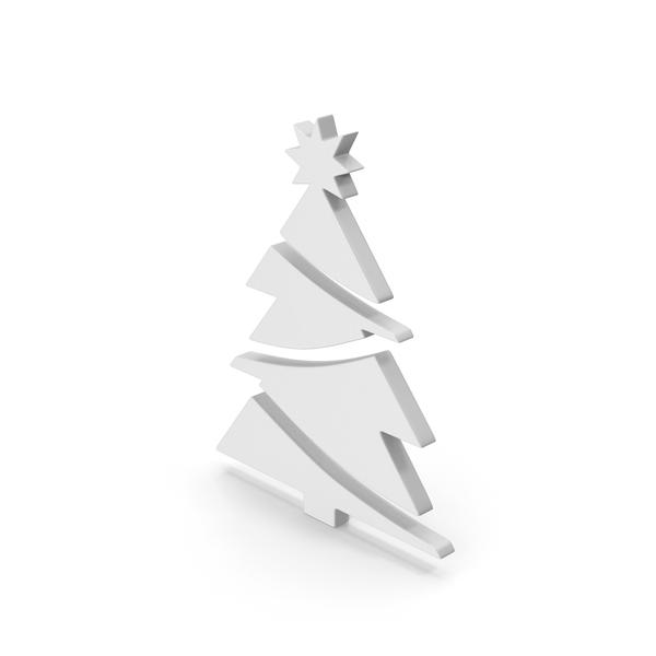 Logo: Symbol Christmas Tree PNG & PSD Images