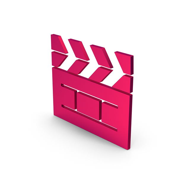 Computer Icon: Symbol Cinema Movie Metallic PNG & PSD Images