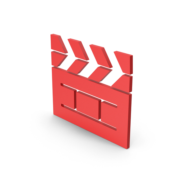 Computer Icon: Symbol Cinema Movie Red PNG & PSD Images