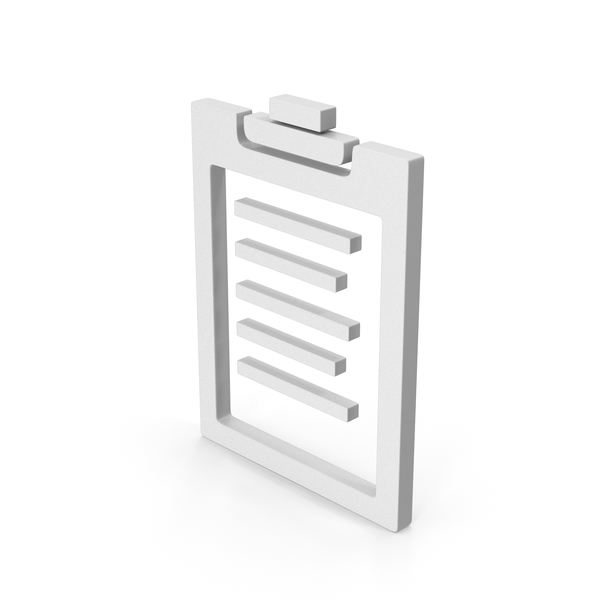 Symbol Clipboard PNG & PSD Images