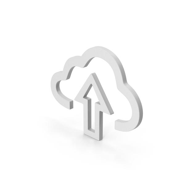 Symbol Cloud Upload PNG & PSD Images