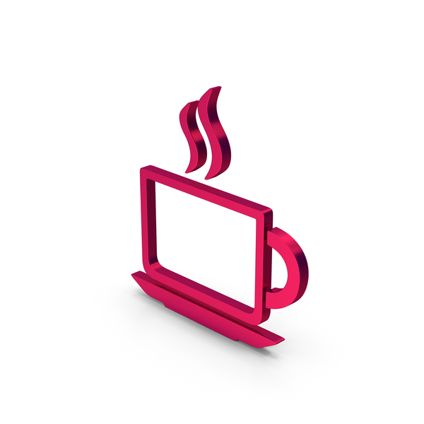 Computer Icon: Symbol Coffee Cup PNG & PSD Images
