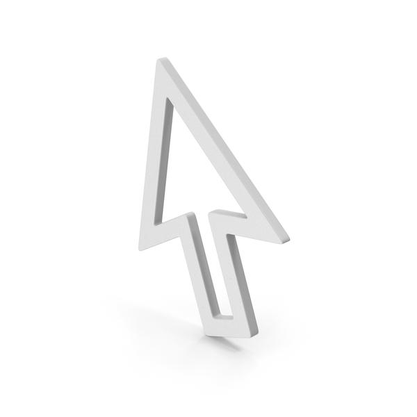 Industrial Equipment: Symbol Cursor Arrow PNG & PSD Images