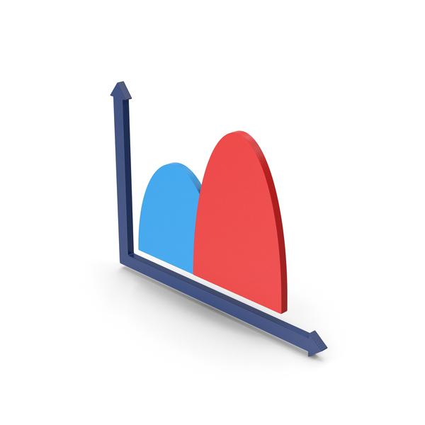 Bar: Symbol Curve Graph Chart PNG & PSD Images