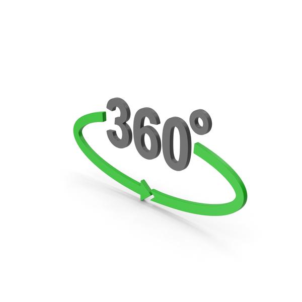 Logo: Symbol Degree Green PNG & PSD Images