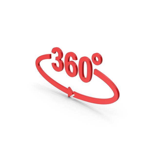 Logo: Symbol Degree Red PNG & PSD Images