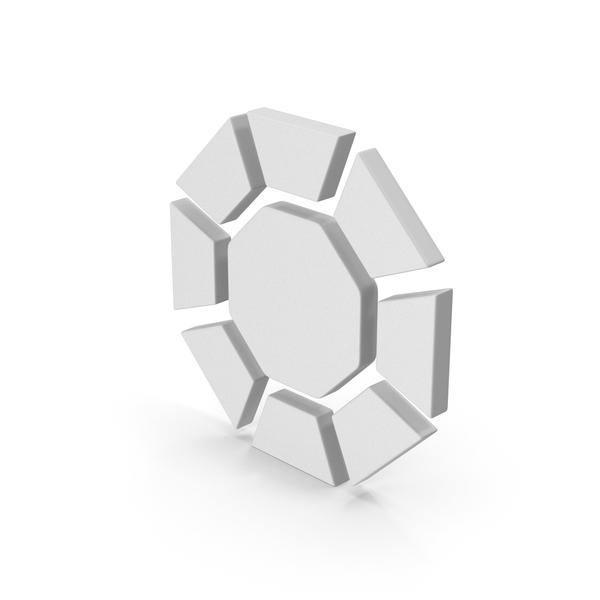 Logo: Symbol Diamond / Octagon PNG & PSD Images