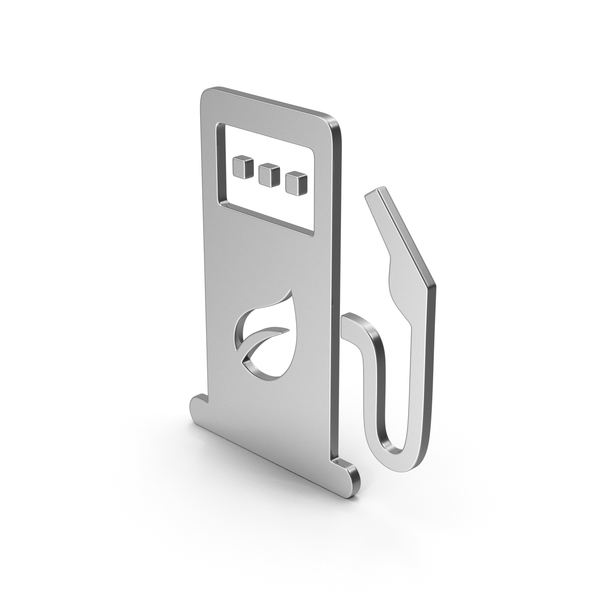 Computer Icon: Symbol Eco Station Silver PNG & PSD Images