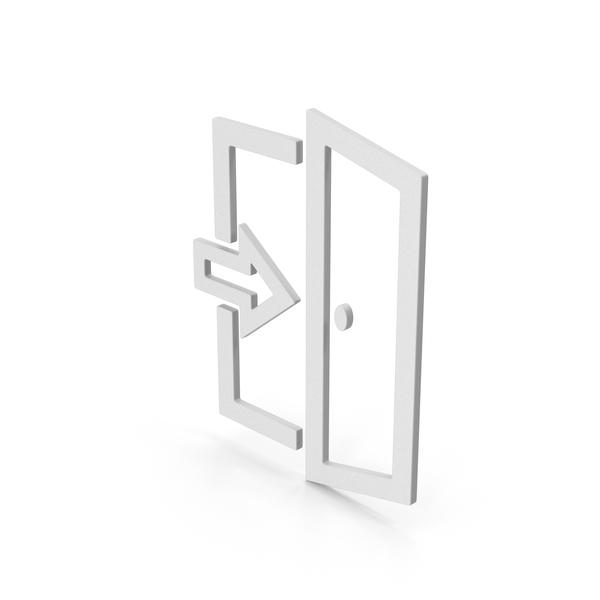 Sign: Symbol Exit PNG & PSD Images