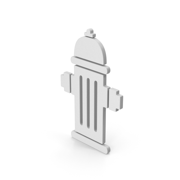 Symbol Fire Hydrant PNG & PSD Images