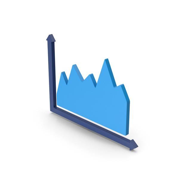 Pie Chart: Symbol Graph Blue PNG & PSD Images