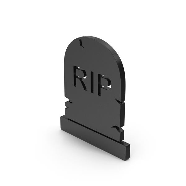 Grave Cross: Symbol Gravestone Black PNG & PSD Images