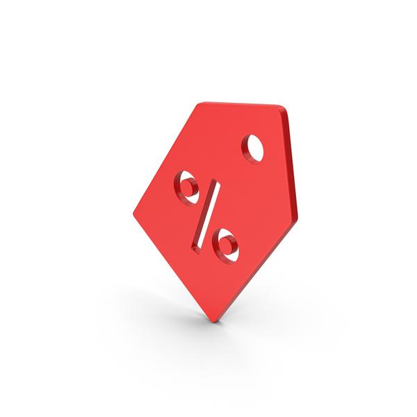 Logo: Symbol Label Red PNG & PSD Images