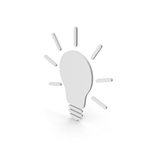 Symbols: Symbol Light Bulb PNG & PSD Images