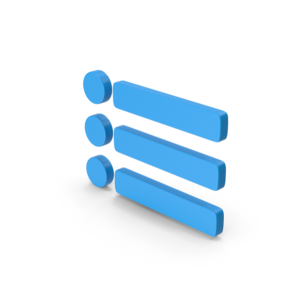 Computer Icon: Symbol Menu Bar Blue PNG & PSD Images
