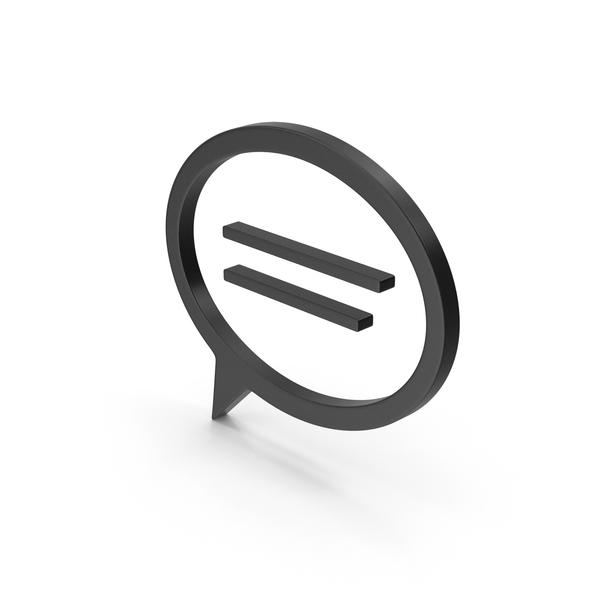 Computer Icon: Symbol Mind Black PNG & PSD Images