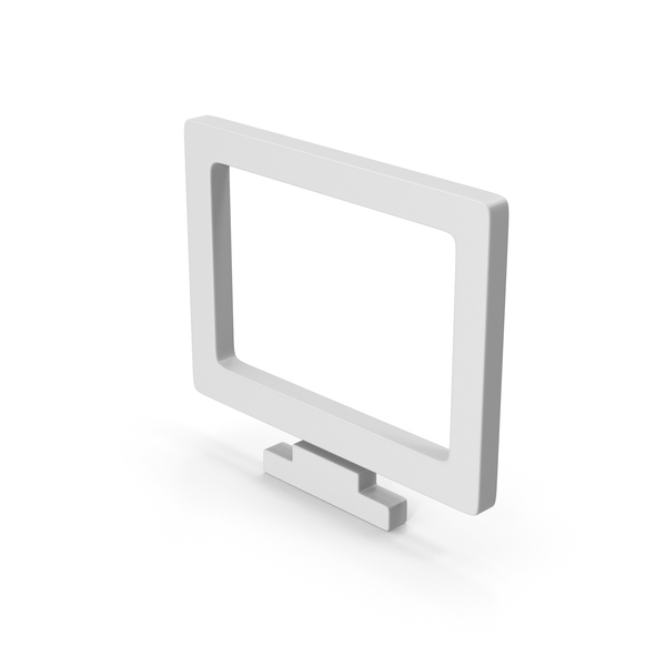 Symbol Monitor PNG & PSD Images