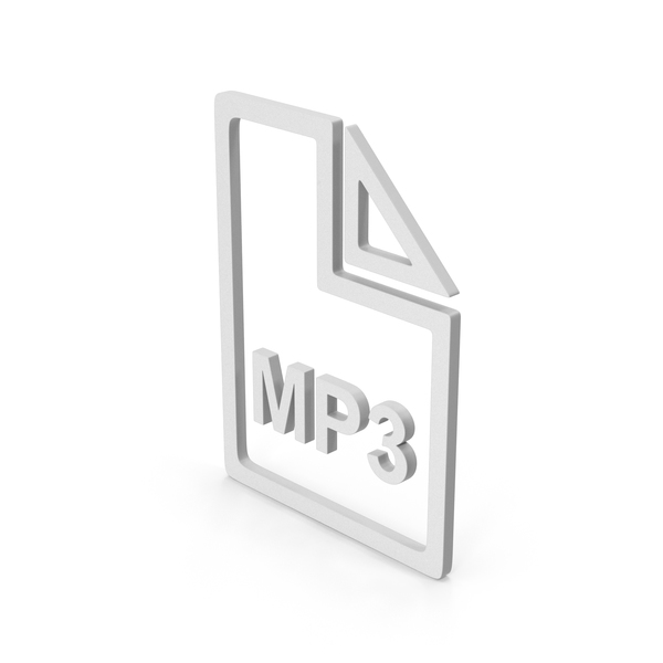 Computer Icon: Symbol MP3 File PNG & PSD Images