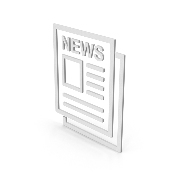 Computer Icon: Symbol Newspaper PNG & PSD Images