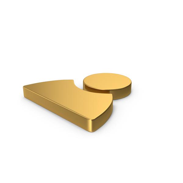 Logo: Symbol People Gold PNG & PSD Images