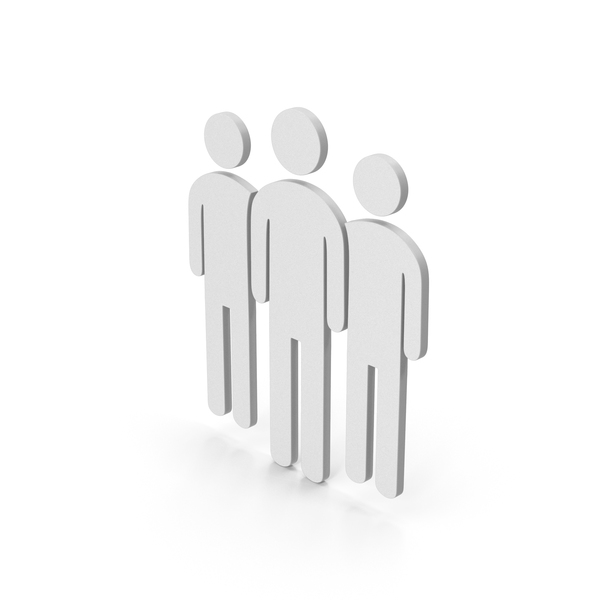 Silhouette: Symbol People Group PNG & PSD Images