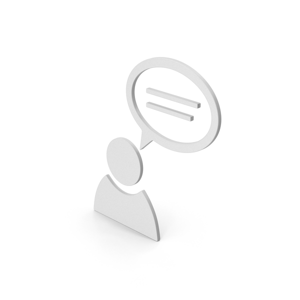 Stickman: Symbol People Talking PNG & PSD Images