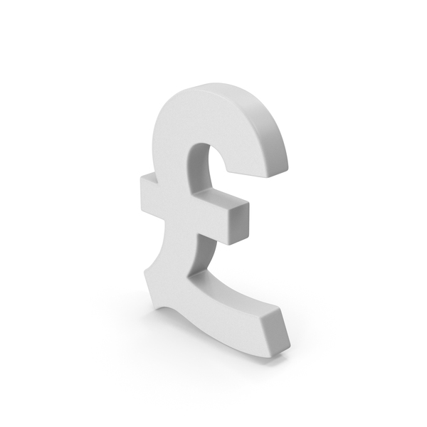 Symbol Pound Sterling PNG & PSD Images