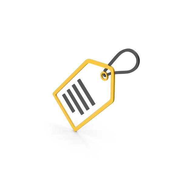 Logo: Symbol Sale Label Yellow PNG & PSD Images