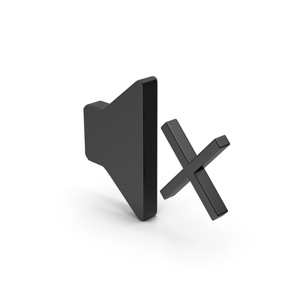 Symbol Sound X PNG & PSD Images