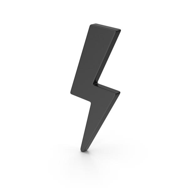 Meteorology Symbols: Symbol Storm Black PNG & PSD Images