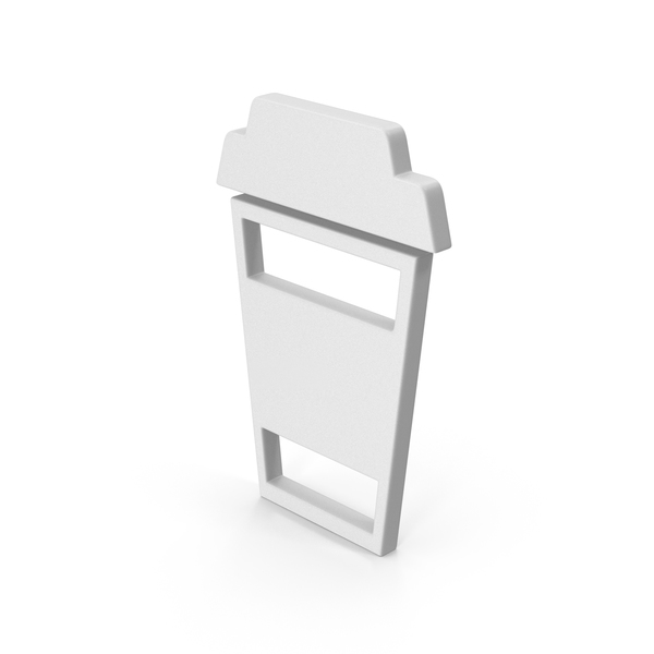 Computer Icon: Symbol To Go Coffee Cup PNG & PSD Images