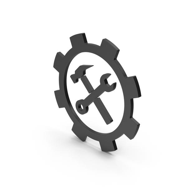 Symbols: Symbol Tools Black PNG & PSD Images