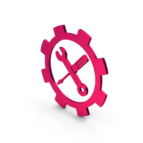 Logo: Symbol Tools Metallic PNG & PSD Images